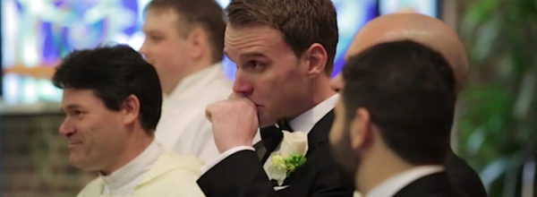 Grooms Seeing Brides For The First Time Is Beautifully Emotional (Video)