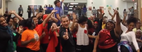This Teacher And His Students Dancing To Uptown Funk With Make Your Day!