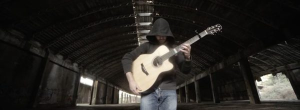 This Man's Acoustic Version Of AC/DC's Thunderstruck Will Blow Your Mind!