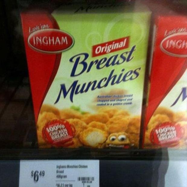 breast munchies