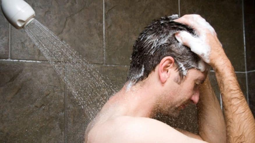 Control hair loss