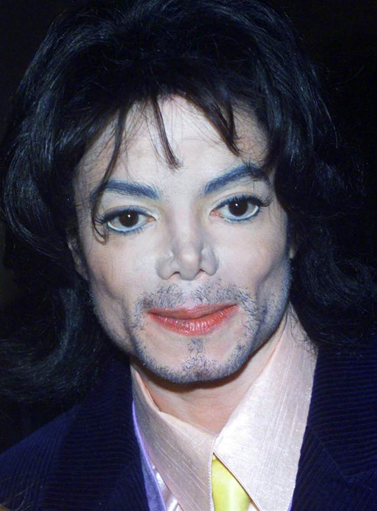 16 pictures that show how michael jackson s face changed. Black Bedroom Furniture Sets. Home Design Ideas