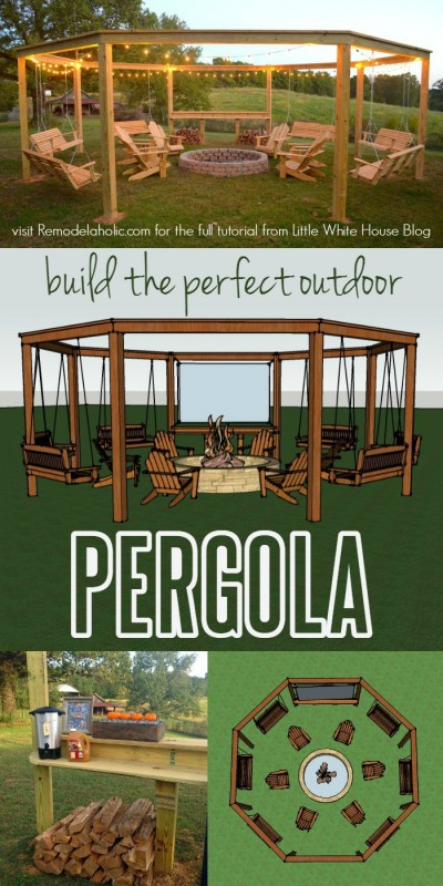 Build-the-perfect-pergola-Learn-to-DIY-this-beautiful-circular-pergola-with-a-central-firepit-swings-and-Adirondack-chairs-Little-White-House-Blog-on-@Remodelaholic-400x800