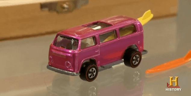 The Holy Grail Of Hot Wheel Cars: 1969 VW Beach er