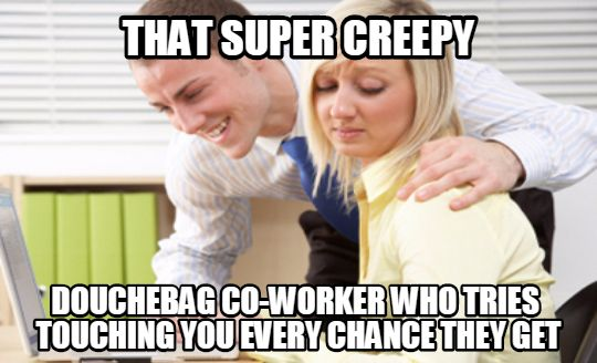 coworker11done 14 annoying co worker types
