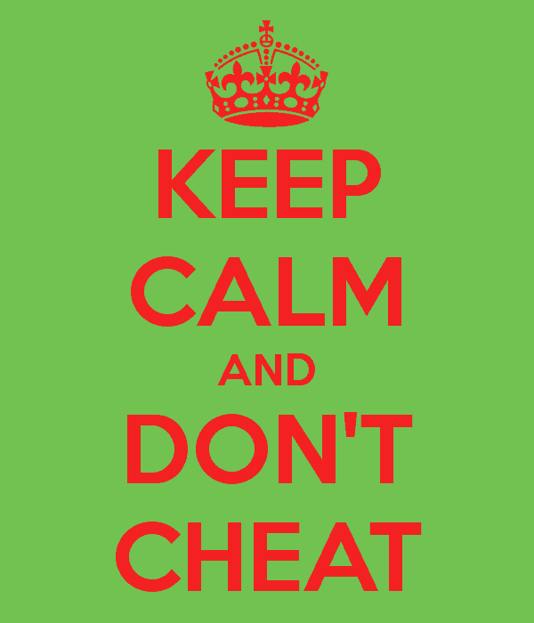 keep-calm-and-don-t-cheat