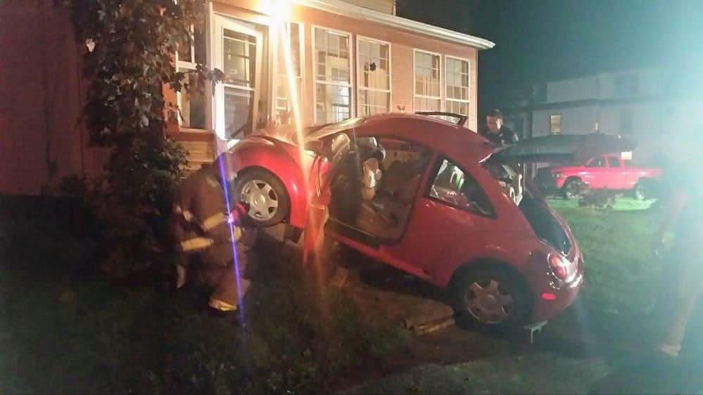 car crash maine