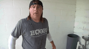 Donnie Baker Is A Natural Born Baseball Player
