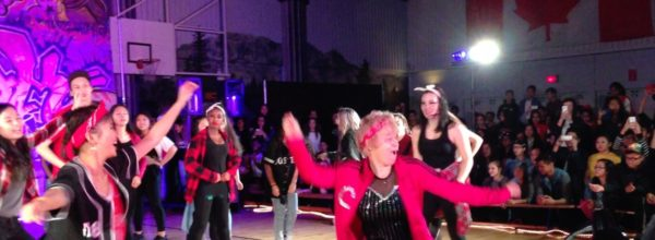 60-Year-Old Canadian Dance Teacher And Her Students Kill This 'Uptown Funk' Dance Routine