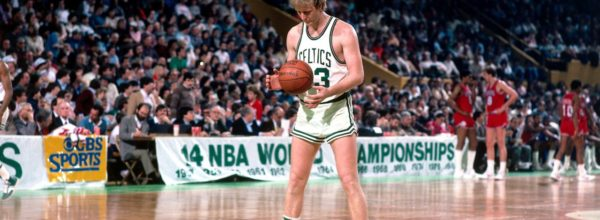 I Guess We Never Really Knew Just How Awesome Larry Bird Truly Was, WOW!
