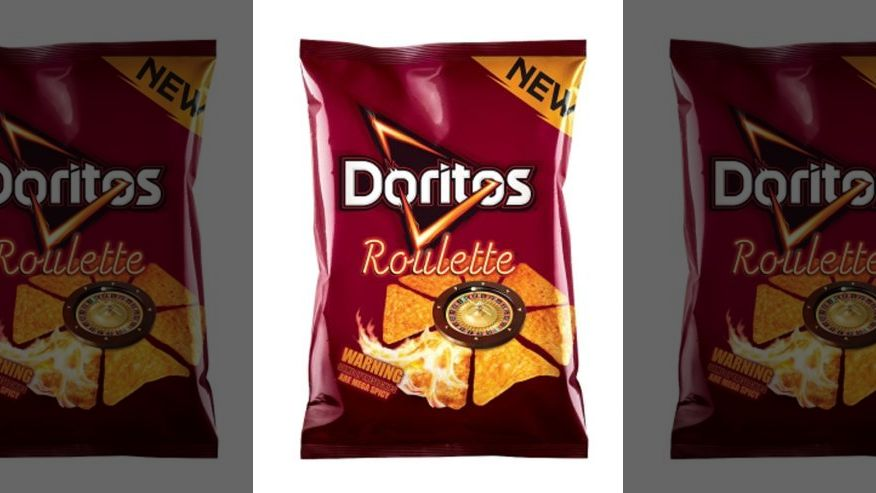 doritos roullete
