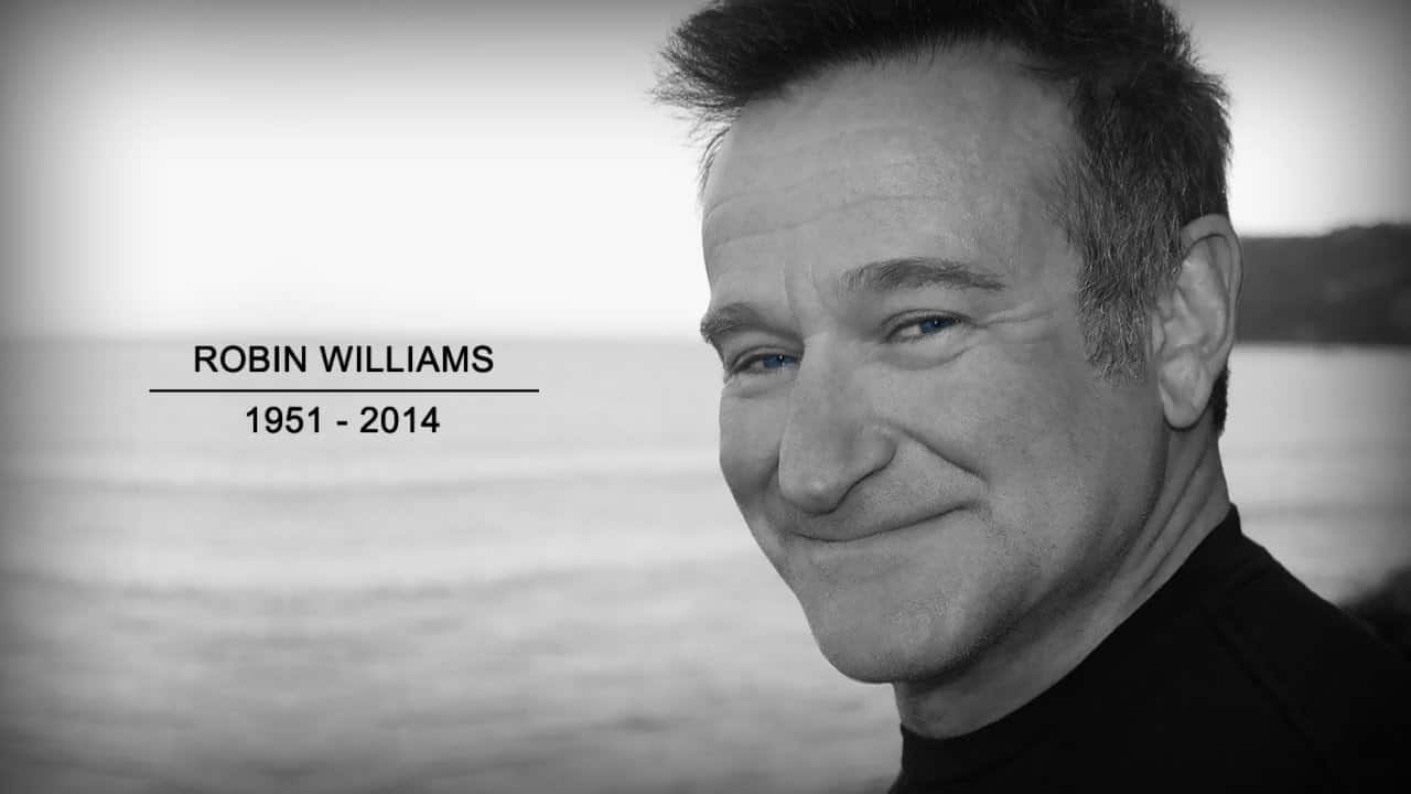 A Very Serious &amp Touching Robin Williams Story