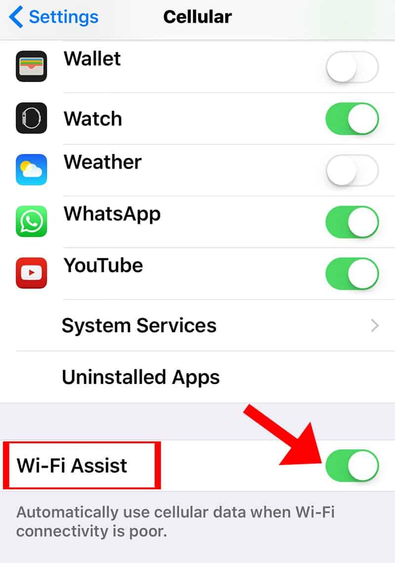 iphone setting2