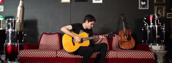 Daniel Padim's Acoustic Version Of 'Get Lucky' By Daft Punk Is Crazy Awesome!