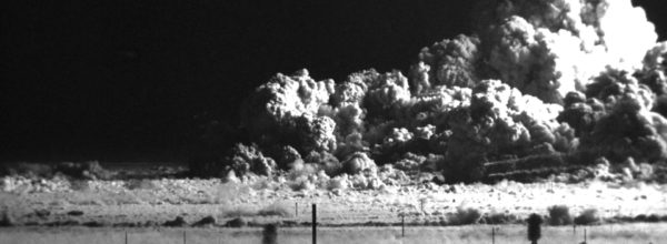 High-Definition Footage Of A 1953 Atomic Bomb Test