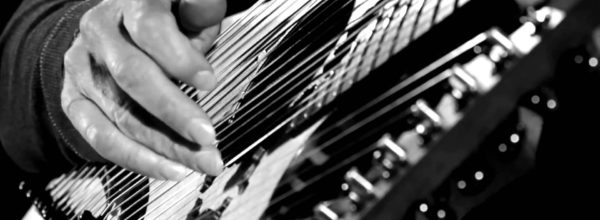 Man Creates Out Of This World 27-String Guitar