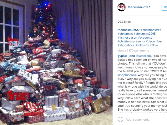 Did This Mom Go Overboard With This Massive Pile Of Christmas ...