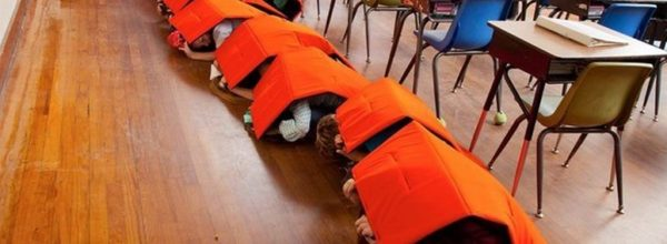 It Has Come To This | Bulletproof Blankets For Children To Use During School Shootings