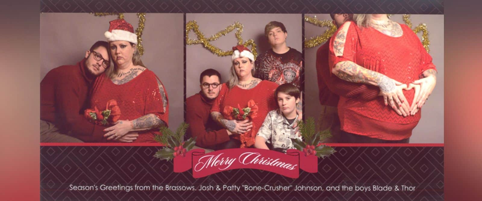 Michigan student hires fake family for christmas card prank michigan student hires fake family for christmas card prank awesomejelly m4hsunfo