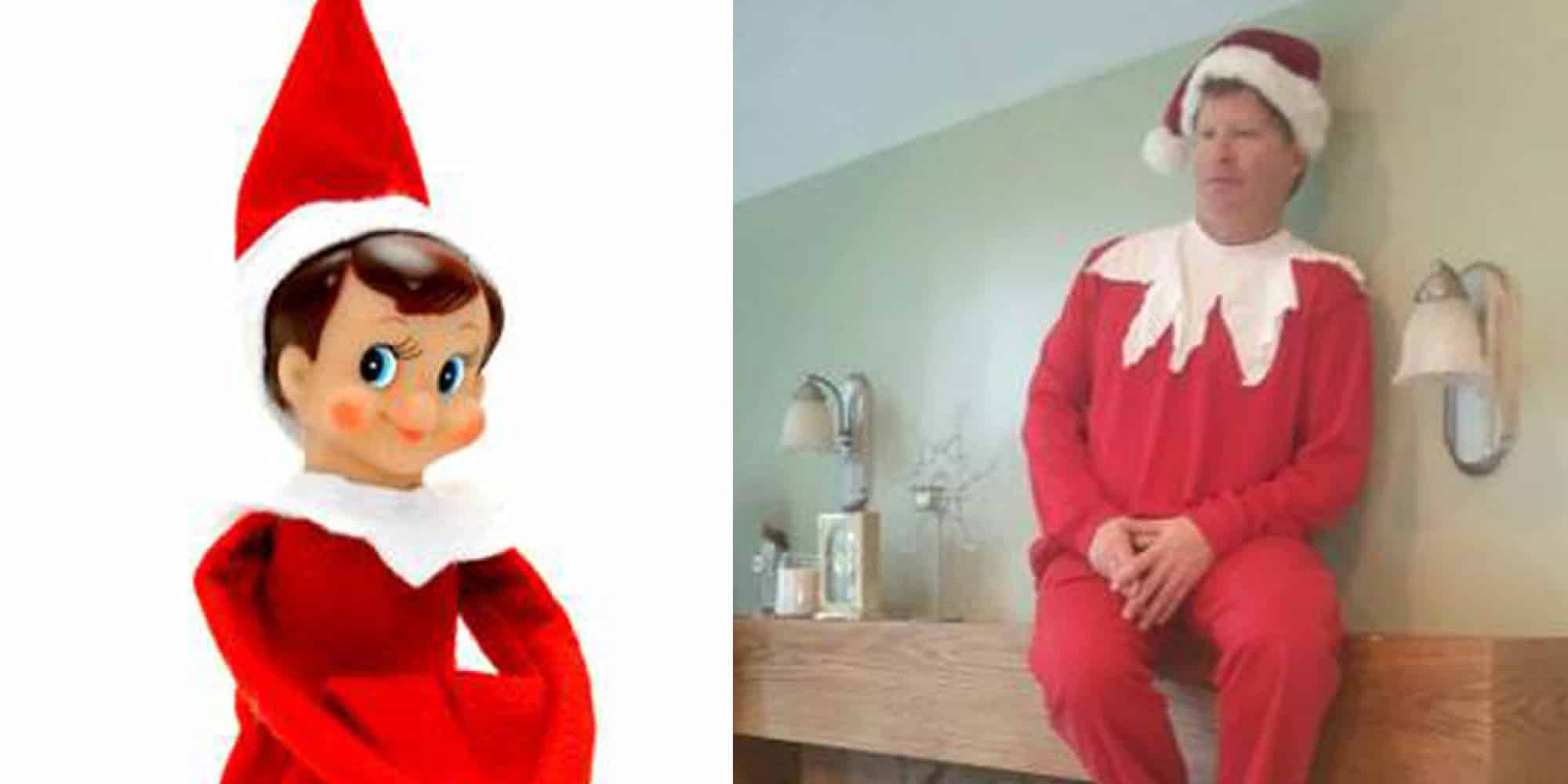 Boston Man Offers Real Life Elf On The Shelf Experience