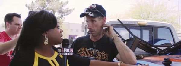 They Offered To Fill His Gas Tank & Ended Up Reuniting Him With His Son After 28 Years