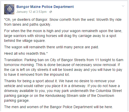 bangor police 4