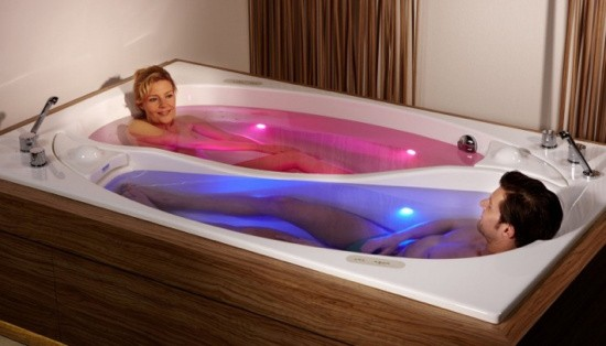 This His And Her Bathtub Will Forever Change How You Your Lover