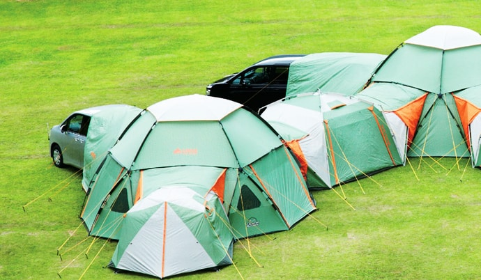 Awesome 16 Person Tent With Dining Area Amp Car Port Will