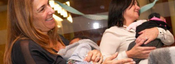 The Best Job In The World   Volunteers To Cuddle & Nurture Babies At Adoption Agencies