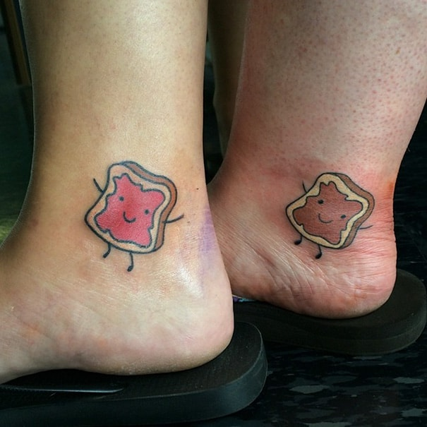 50 Sister Tattoo Ideas To Show Your True Bond • AwesomeJelly.com