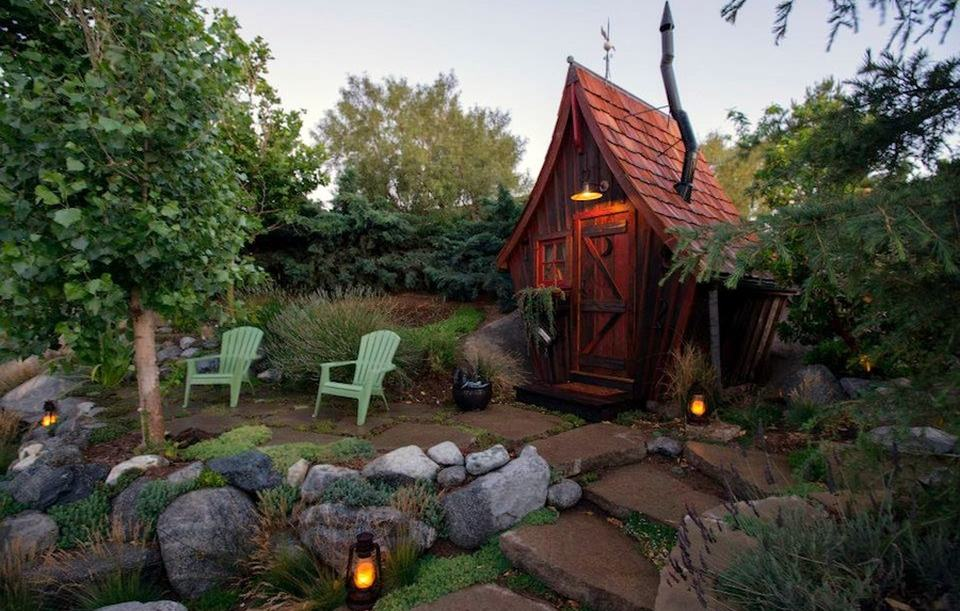These Incredible Storybook Cottages Will Turn Real Life Into A
