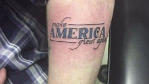 New hampshire tattoo studio offers free donald trump for New hampshire tattoo
