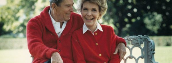 Ronald Reagan's 20th Anniversary Love Letter To Wife Nancy Is Brilliantly Lovely
