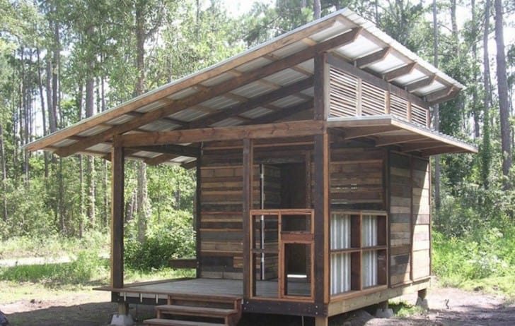20 Diy Pallet Shelter Designs That Will Have You Living