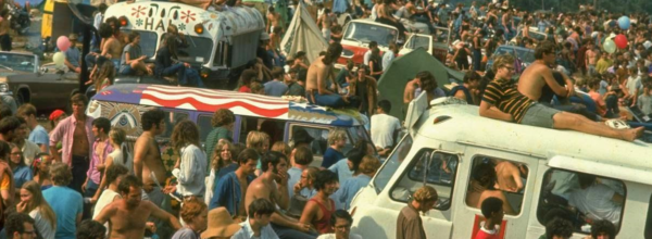These Rare Photos From Woodstock Prove We Missed The Festival Of A Lifetime!