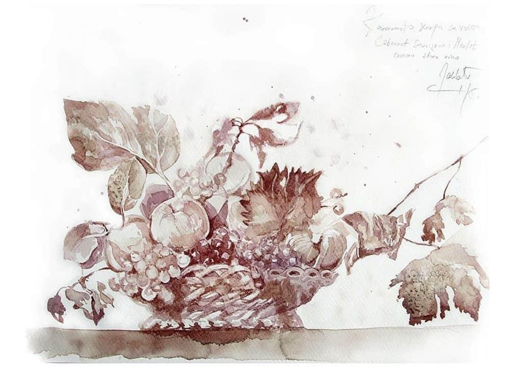 wine art13