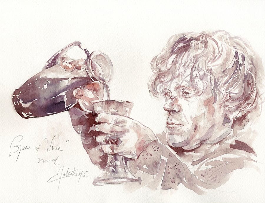 wine art16