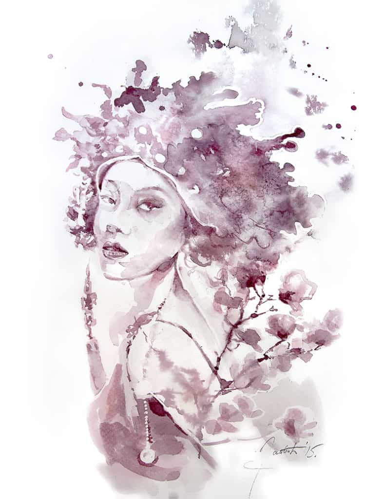 wine art5