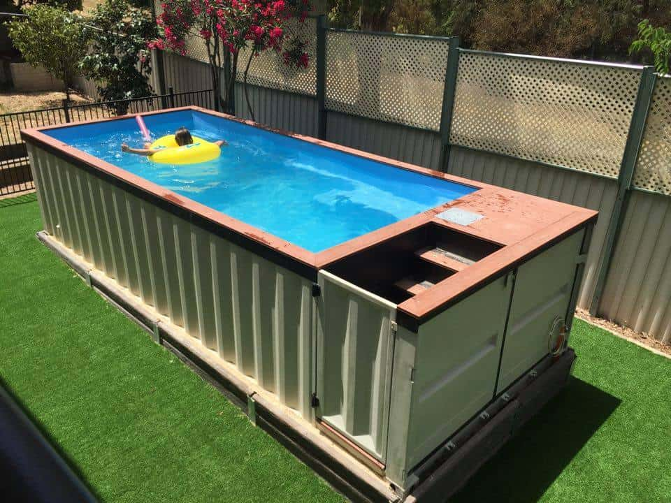 10 Brilliantly Awesome DIY Backyard Pool Ideas O AwesomeJelly