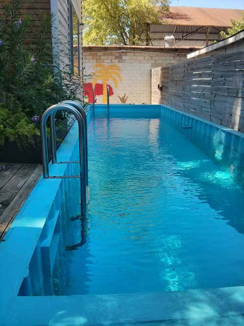 10 brilliantly awesome diy backyard pool ideas for Small garden swimming pools uk