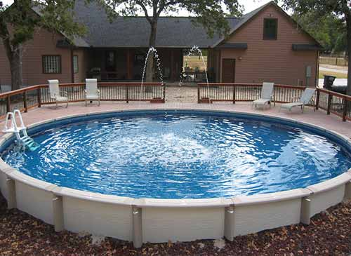 Cheap Hay Storage Ideas 10 Brilliantly Awesome Diy Backyard Pool Awesomejellycom