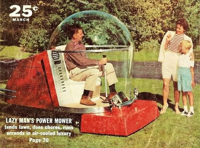 power mower