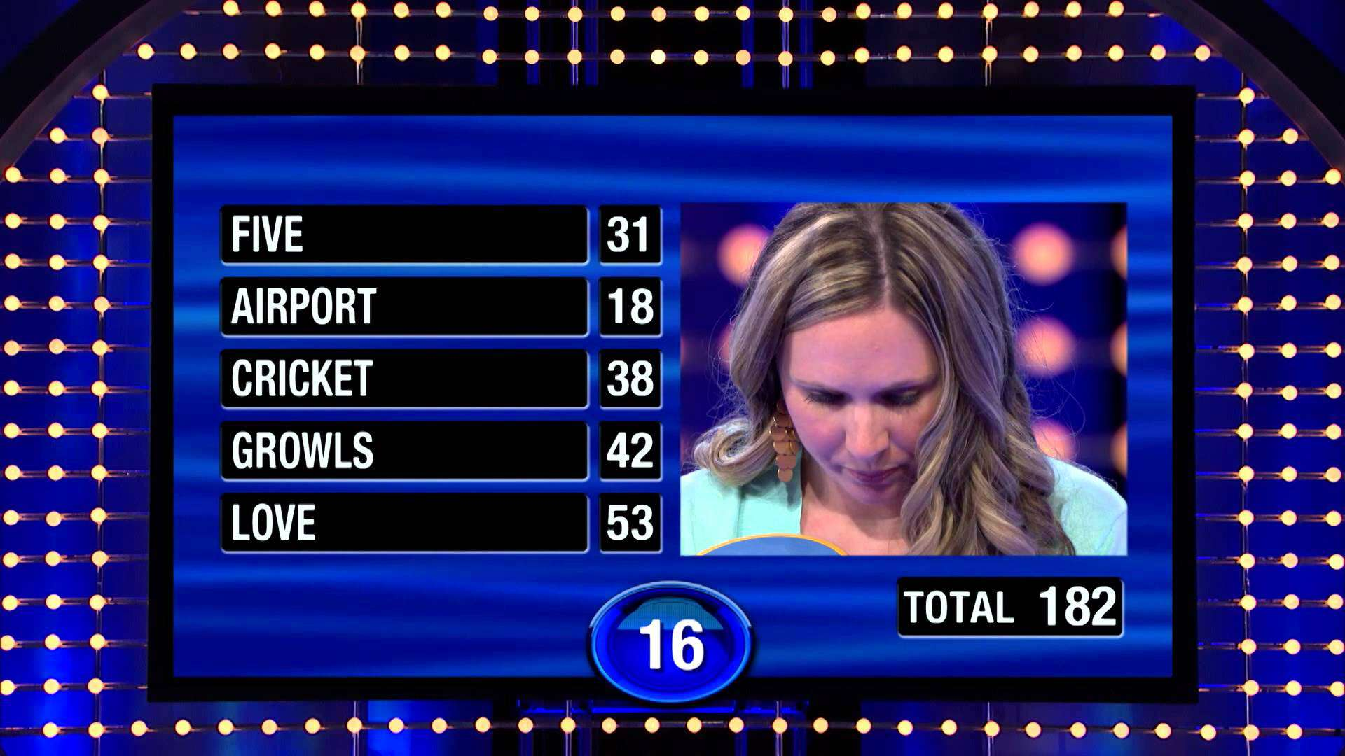 VIDEO | The Worst Family Feud 'Fast Money' Round Ever ...