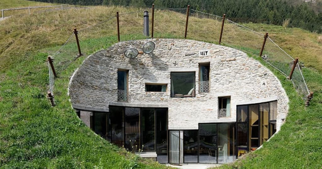 They Built A Home In A Hill And You Won 39 T Believe Just How