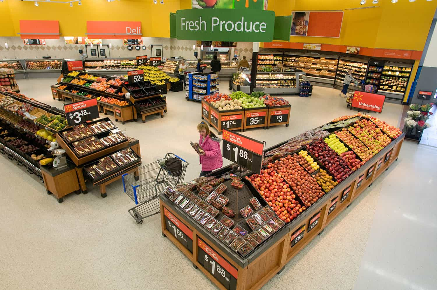 why i like to shop at walmart I don't take shopping at walmart lightly a 200,000-square-foot labyrinth like the supercenter in my hometown of plymouth is no place for a casual browser one wrong turn and you can end up face.