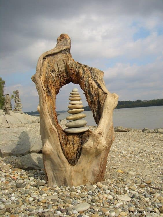Super awesome rock cairn sculptures that take art to a