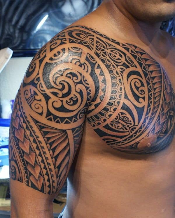 Design Your Own Polynesian Tattoo