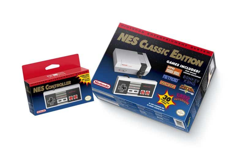 NES smaller