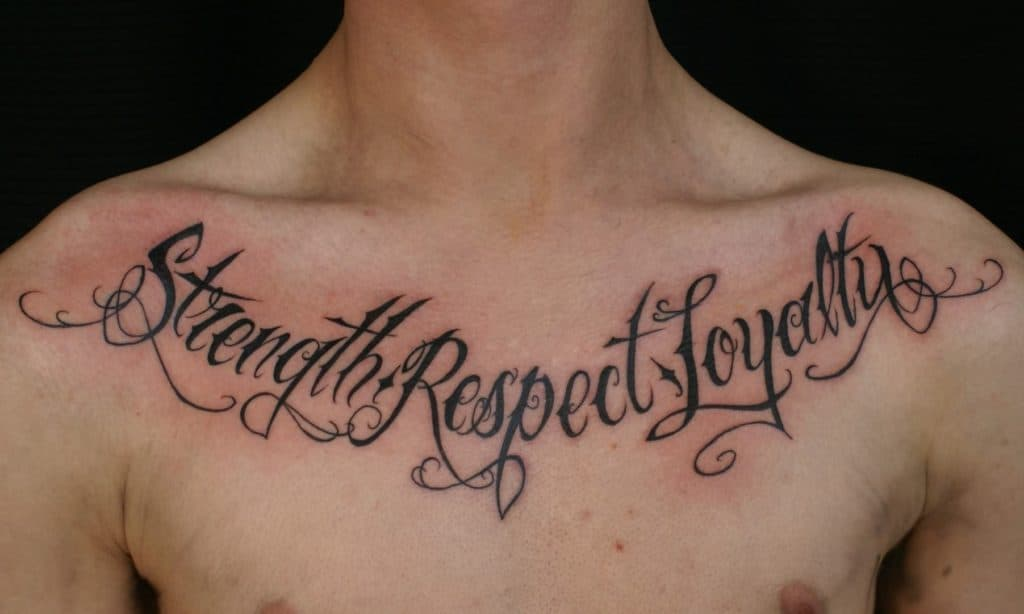 Phrases-Chest-Tattoo-For-Men