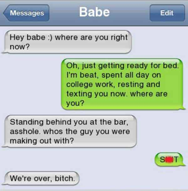 jokes to tell your girlfriend over text